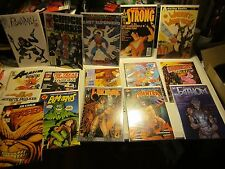Mixed lot of 50 to 65 Ind.comics
