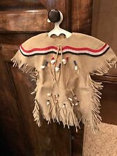 Kaya American Girl Doll Retired Adorned Deerskin Dress ONLY