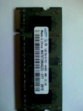 1GB GO RAM SAMSUNG DDR2 PC2 6400 800Mhz SODIMM 200pin M470T286QZ3 CF7 LAPTOP