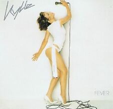 KYLIE MINOGUE Fever CD Album Parlophone 2001