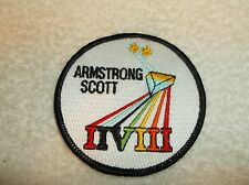 NASA NEW SEW ON NAME PATCH  (86)