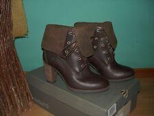 Timberland Earthkeepers Stiefeletten braun Leder Gr. 37,5 US 6,5 Damen Schuhe