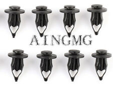 50x Push Rivet Fastener Retainer Clips For GM Chevy Silverado 1500 2500 3500 new