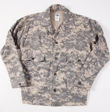 New POST O'ALLS Digital Camo Cotton Double-Pocket 'USN' Jacket S Small USA