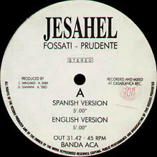 FOSSATI / PRUDENTE - Jesahel - Out