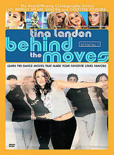 Tina Landon: Behind the Moves, Session 1 DVD***NEW***