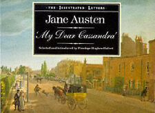 The Illustrated Letters of Jane Austen - My Dear Cassandra,VERYGOOD Book