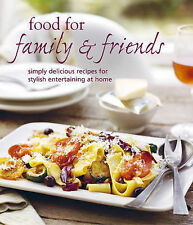 Food for Family & Friends (Cookery),Ryland Peters & Small,New Book mon0000018110