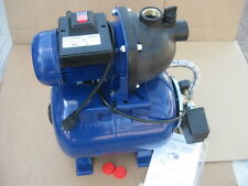 Foster 3/4hp Shallow well Water Pressure Pump  with Tank (Cottage/Cabin/Home)