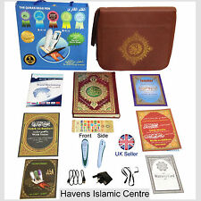 Quran Book with reading pen and Translation in different Language Tajweed Rule