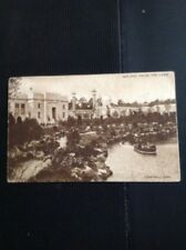 N1-1 Postcard Unused 1908 Franco British Exhibition Malaya From The Lake