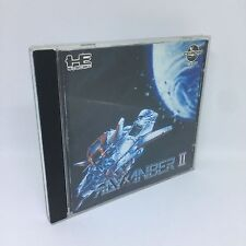 RAYXANBER II NEC PC-Engine Super CD-ROM² Japan Jpn