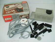 Lego 7864 Train Transformer / Speed Controller 12volts Instructions Complete (A