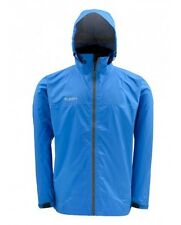 Simms Hyalite Rain Shell Jacket ~  Ocean Blue NEW ~ Large ~ CLOSEOUT