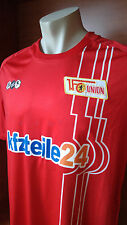 1. FC Union BERLIN 2010/11 home fan shop match un worn maglia indossata #2