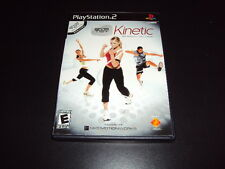 "EyeToy: Kinetic ""Great Condition"" (PlayStation 2) Complete PS2"