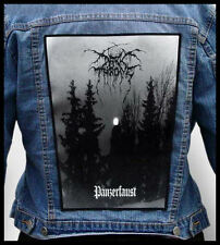 DARKTHRONE --- Giant Backpatch Back Patch / Mayhem Immortal Emperor Ulver