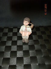 """1993 Sarah's Attic Figurine """"Whimfy"""" Shelf Sitter #194/1994 New Without Box"""
