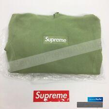 Supreme Box Logo Hooded Sweatshirt  M