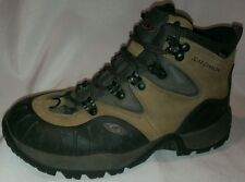 Salomon Contagrip GORE-TEX WATERPROOF Hiking Boots Leather WOMENS SZ 8 40 SHOES
