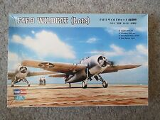 Hobby Boss Models 80327 F4F-3 LATE WILDCAT 1:48 Vintage Model Kit