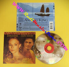CD SOUNDTRACK George Fenton Anna And The King 73008-26075-2 no dvd vhs lp(OST4)