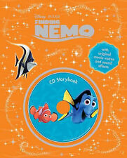 Disney Finding Nemo Storybook With Character CD - Gorgeous Book