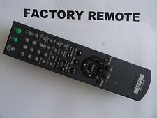 SONY DVD RMT-D152A DVD PLAYER REMOTE CONTROL