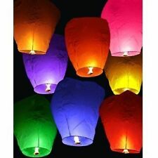 5 PCS HOT AIR BALLOON,SKY LANTERN LAMP,PAPPER KANDIL- INTERNATIONAL QUALITY