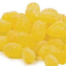 SweetGourmet Sanded Lemon Drops Old Fashioned Hard Candy, 5LB FREE SHIPPING!