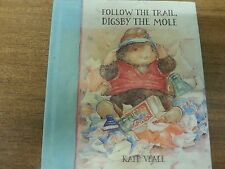 Follow the Trail Digsby the Mole by Kate Veale, Children's Books