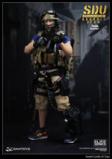 1/6 DamToys Action Figure - SDU Special Duties Unit Assault Team Leader DAM Toys