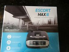 Escort Passport Max 2 Radar Detector NEW FACTORY SEALED
