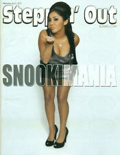 STEPPIN OUT - SNOOKI - NICOLE POLIZZI COVER - JERSEY SHORE