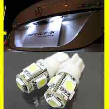 3 For 2 Offer, T10 5050 W5W 5 SMD LED 12v White Car Side Wedge Light Lamp Bulb