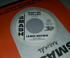 James Brown – Jimmy Mack / What Do You Like ~ Promo ~ (VG+)