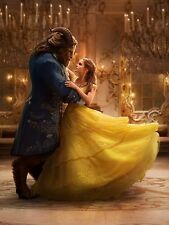 "Poster - 24""x36""- Beauty and the Beast Live Action (2017)"
