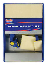 SupaDec DECORATORE Mohair pittura Paint Pad ricarica 5 PEZZI