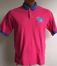 Dan Marino's American Sports Bar & Grill Polo L 100% Cotton Embroidered USA