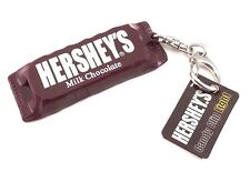 American Candy 3D LED Light Torch Keychain - Mini Flashlight Hersheys Chocolate