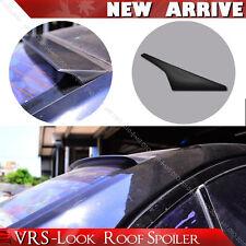 Unpaint 08-12 For Honda Accord 8th Sedan EU Model New VRS V-Look Roof Spoiler