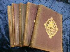 1-5 THE FAMILY HISTORY OF ENGLAND BOOKS by JAMES TAYLOR  ** UK FREEPOST **