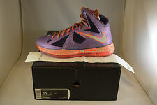 LEBRON 10 ALL STAR AREA 72 / SIZE 10 / WITH RECIEPT / CHRISTMAS, CROWN JEWEL