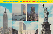 Post Card - New York / The Wonder Coty