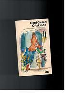 Gerd Gaiser - Ortskunde - 1981