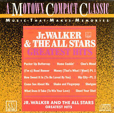 1 CENT CD Greatest Hits [Motown] by Junior Walker & the All-Stars (CD)