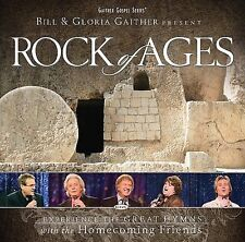 Bill Gaither Gospel Series Rock of Ages Great Hymns 2008 CD Homecoming Friends