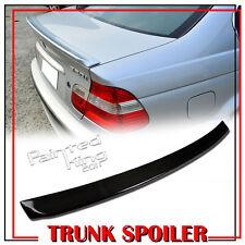 --99-05 Carbon Fiber For BMW 3-Series E46 4DR D-Type Rear Trunk Spoiler Wing