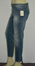 GUESS JEANS New Women's sz 27 GUESS Brigitte Relaxed Slim Jeans -Oldies Wash
