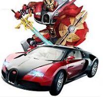 MZ Transformers 2315P RC Warrior Drift 8+ Toy Remote Control Robot Buggati Car